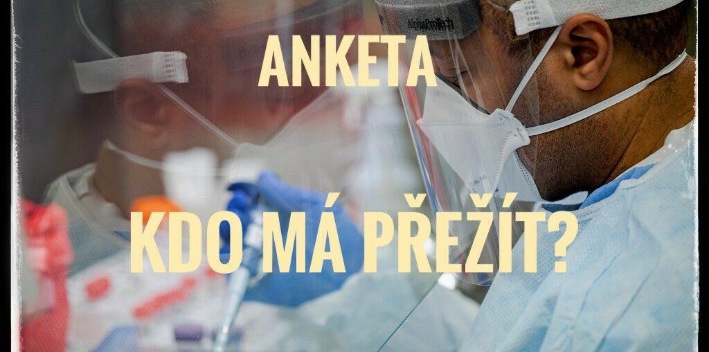 Kdo má ve vypjatých situacích rozhodovat o životě a smrti pacienta?