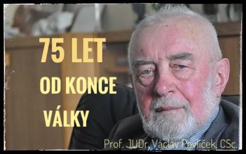 75 let od konce války