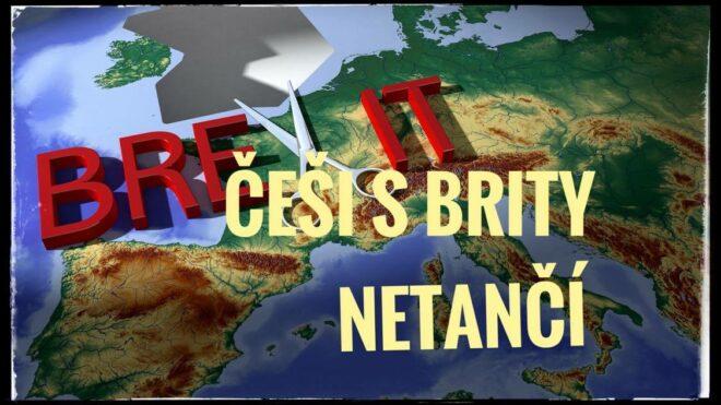 Češi s Brity netančí